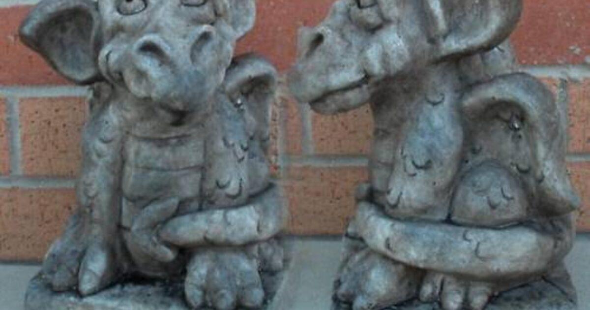 Gargoyles Unique Lawn Garden Statues