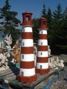 Amusing Concrete Lighthouse Statues Images - Best Image Home ...