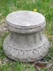 Sundial Base Pedestal